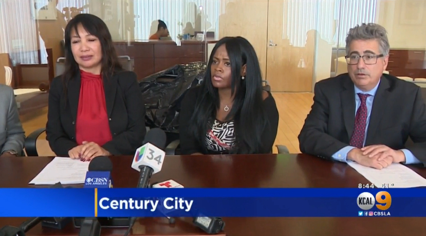 child forced to urinate in school lawsuit press conference