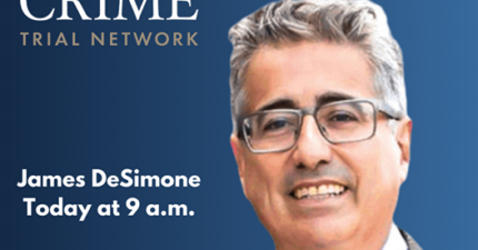 Attorney James DeSimone to be Legal Analyst on Law & Crime